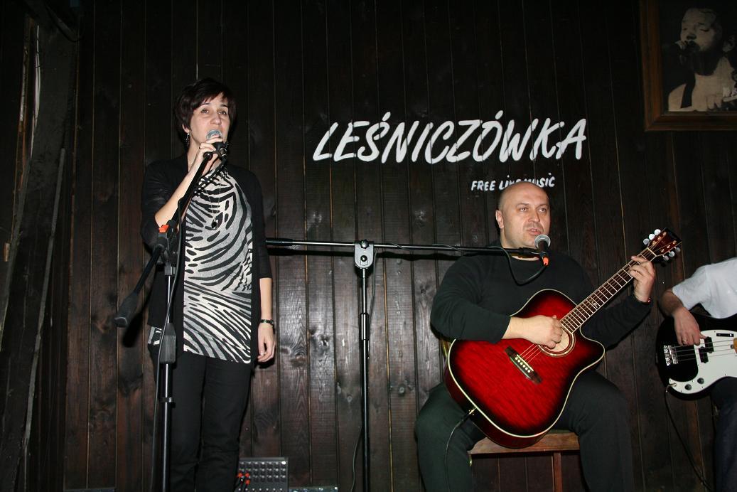 Przeglądasz zdjącia z koncertu: 2011-04-01 Pod Strzechą